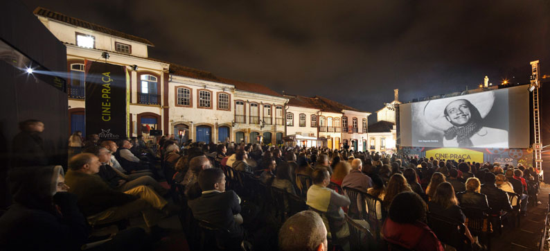 14ª CineOP transforma a histórica Ouro Preto na capital do cinema