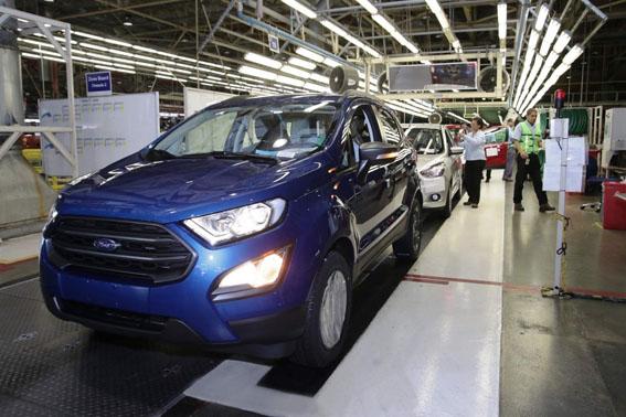 Ford é reconhecida como líder global em conservação de água e sustentabilidade