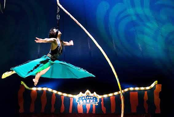 3º Festival Internacional de Circo da Cidade de São Paulo
