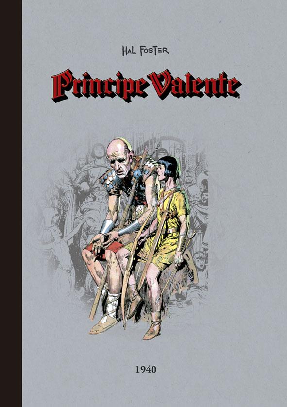 Príncipe Valente chega em coleção majestosa