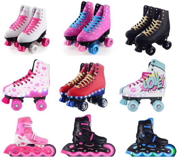 Venda de patins cresce em todo o país