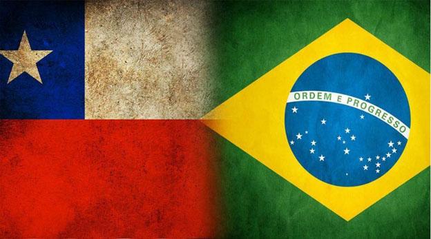 Cenário Internacional: Brasil e Chile