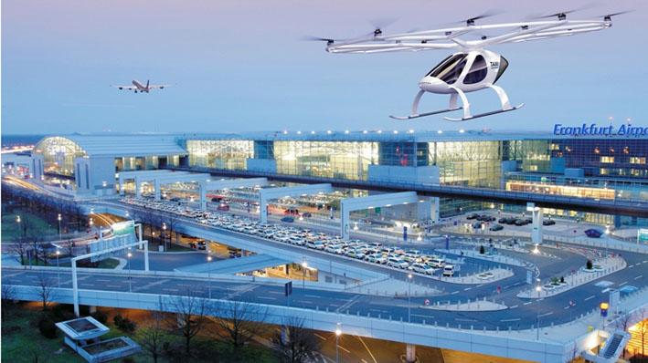 Aeroportos do futuro: 10 predições para a próxima década