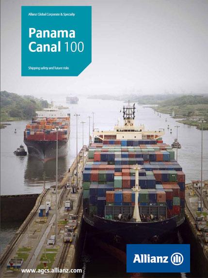 AGCS lança relatório sobre aumento de riscos com expansão do Canal do Panamá