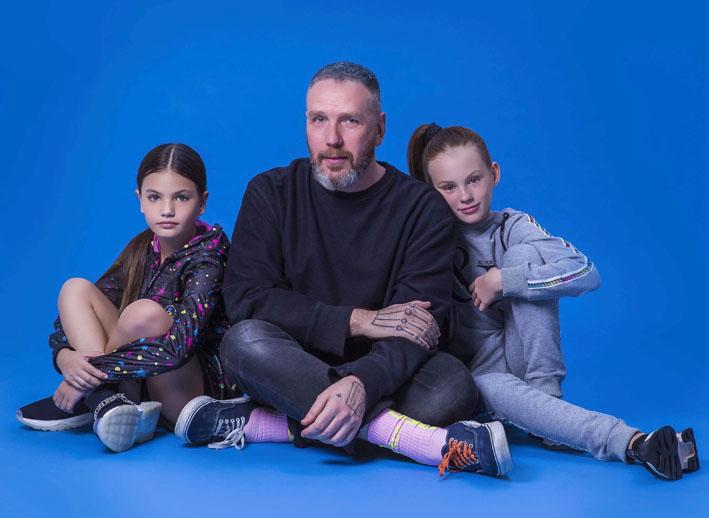 Alexandre Herchcovitch faz collab com grife infantil Vic&Vicky