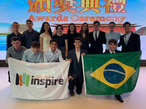 Alunos de São José dos Campos são premiados em olimpíada de matemática em Taiwan