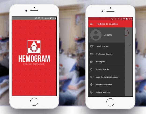 Dia do Doador de Sangue: aplicativo promove e incentiva doações em Curitiba