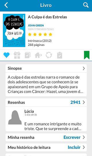 Aplicativo da rede social literária Skoob é lançado