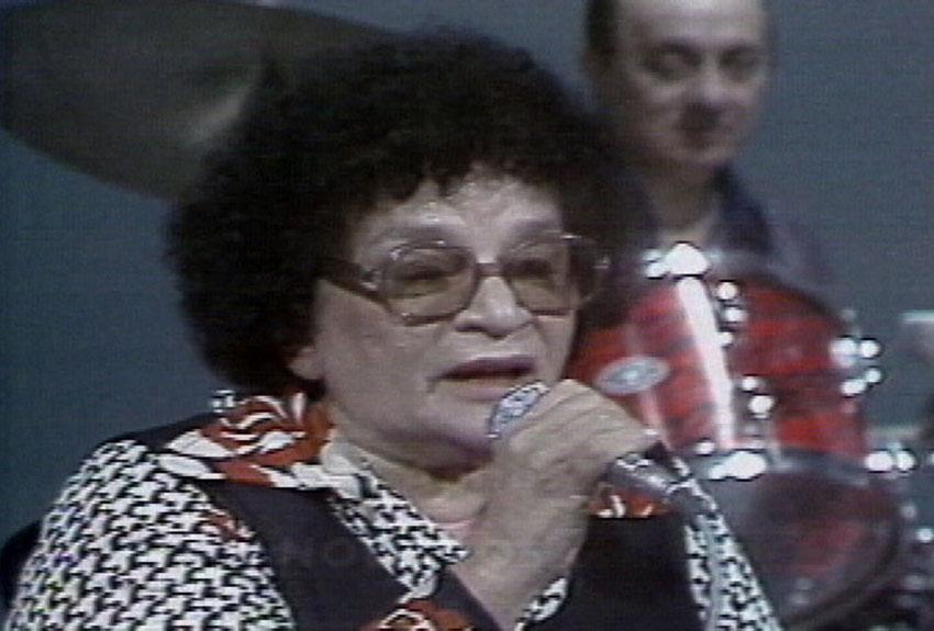TV Brasil presta tributo a Aracy de Almeida nos 30 anos de morte da artista