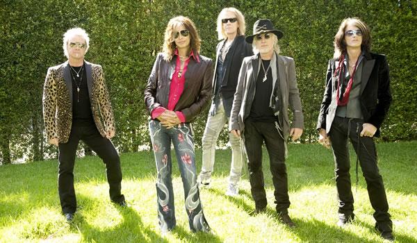 Aerosmith e Def Leppard no São Paulo Trip – Concert Series