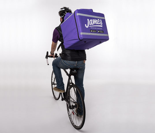 Startup aposta em entregas sustentáveis com bicicletas
