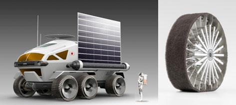 Bridgestone participa de missão internacional de Exploração Espacial com a JAXA e a Toyota