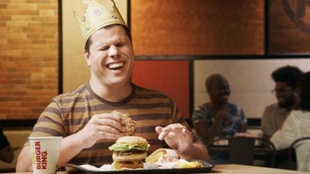 Burger King é a primeira marca a fazer comercial com audiodescrição na TV aberta