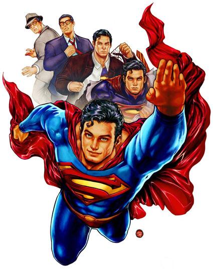 Pôster oficial da CCXP18 homenageia os 80 anos de Superman