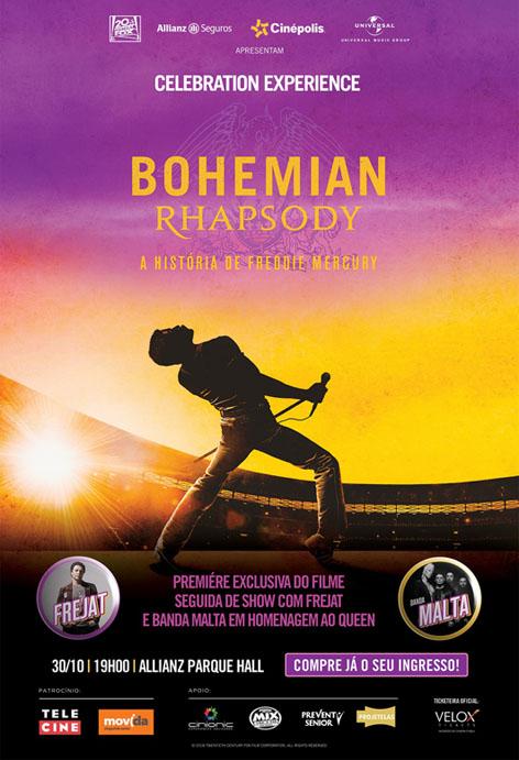 Celebration Experience - Bohemian Rhapsody