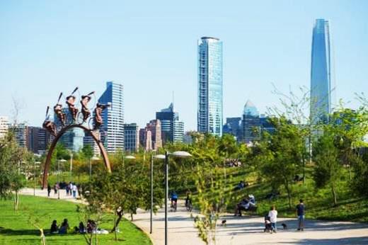 Chile é o destino mais procurado na Accor para quem quer fugir da folia do Carnaval