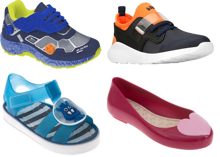 Couromoda: confira as novidades em calçados para as crianças