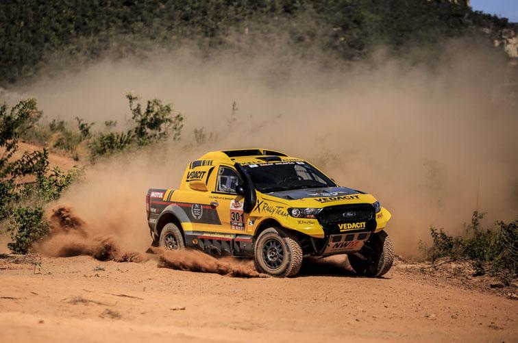 Cross Country: Baumgart e Cincea dominam e vencem o Rally do Jalapão