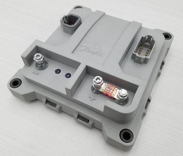 Danfoss lança microcontrolador MC018 para controle de alta potência