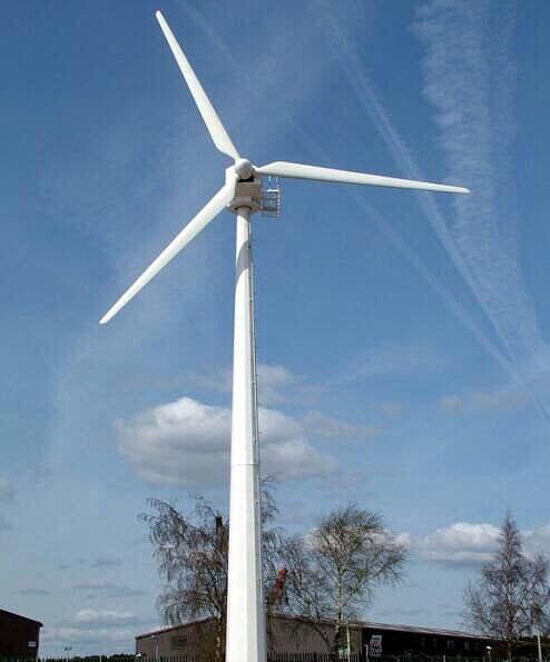 Empresa apresenta tecnologia para geração de energia eólica em residências