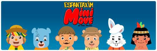 "Série de episódios animados ""Espantaxim MiniMove"" estreia no Youtube nesta sexta-feira (10)"