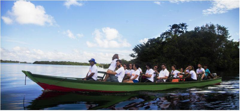 Volunturismo: alunos da Universidade de Chicago em expedição na Amazônia