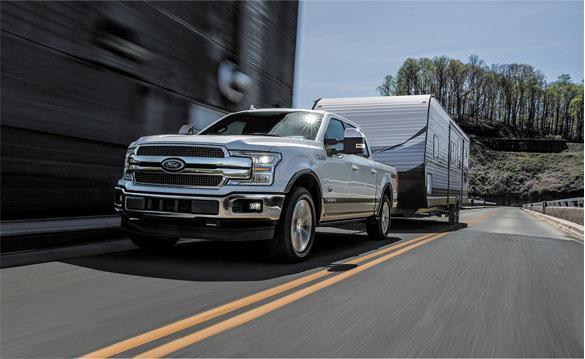 Ford apresenta a F-150 2018 com motor diesel V6 3.0, nos EUA