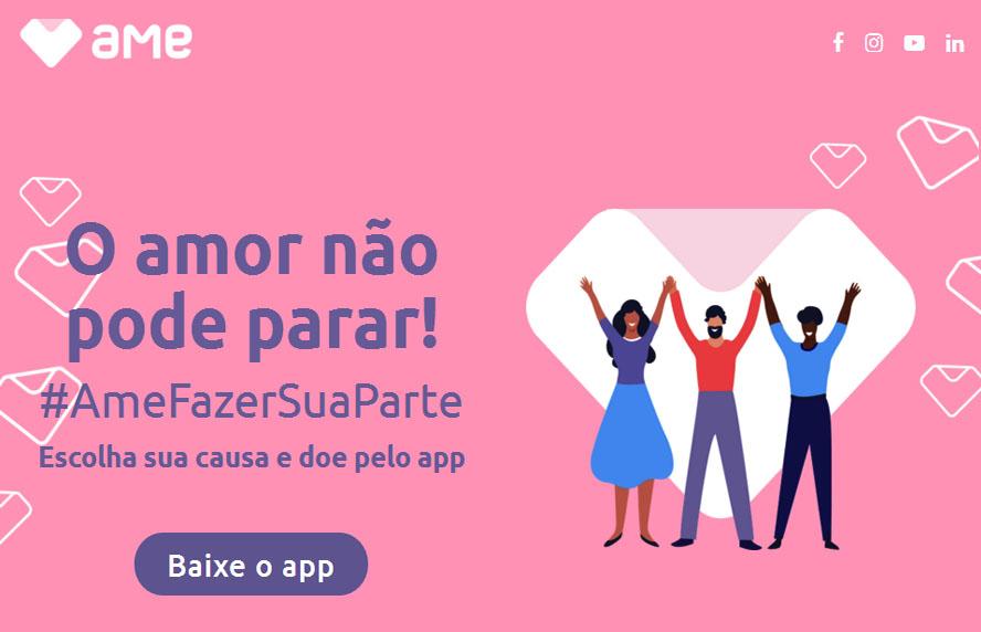 Festival #AmeFazerSuaParte tem nova edição com Simone & Simaria, Imaginasamba e Casa do Zezinho