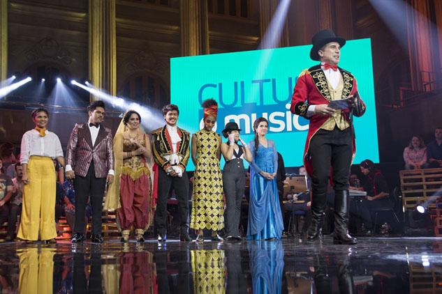 A final do programa Cultura, o Musical vai ao ar neste domingo