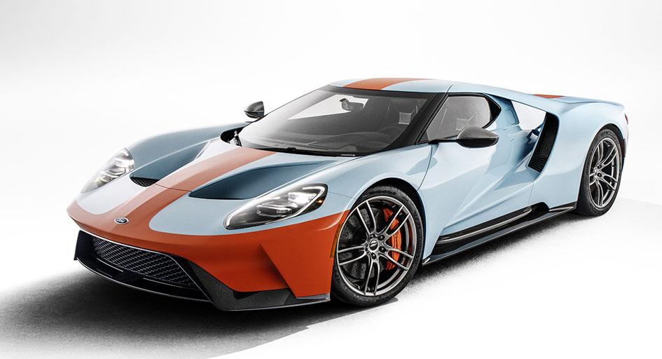 Ford GT ganha edição especial