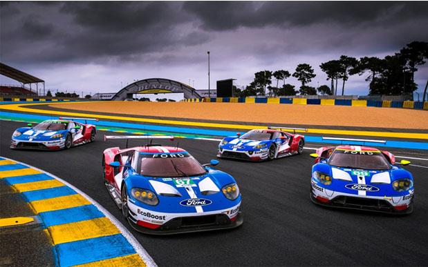 Ford GT volta às 24 horas de Le Mans com dois brasileiros na equipe