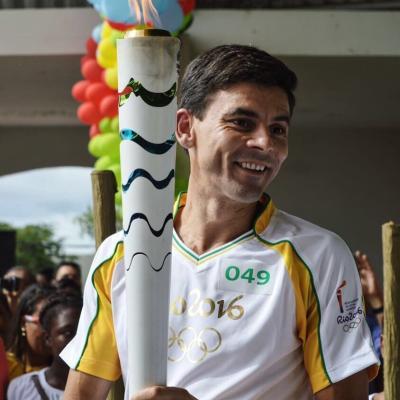 Atleta brasileiro é hexacampeão na Maratona Disney 2017