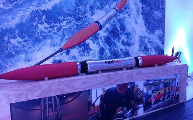 Google exibe repetidor submarino da Padtec em evento promovido no Brasil