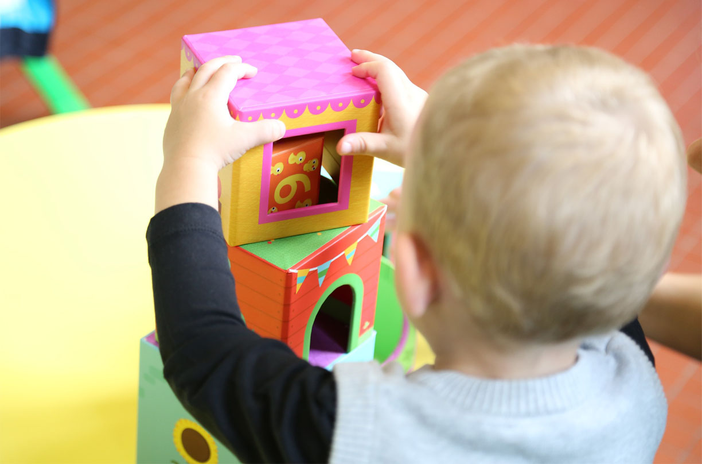 A importância da brincadeira pra educação das crianças