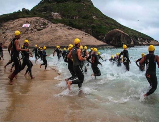 Ironman 70.3 Rio terá atletas de 26 países