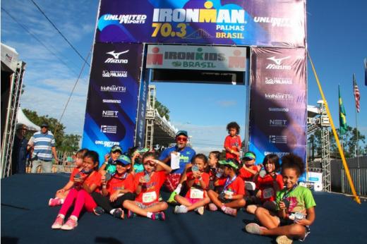 IronKids terá segunda etapa em Florianópolis