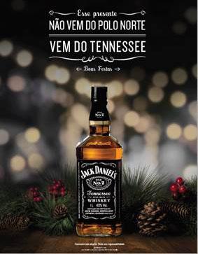 Jack Daniel's lança campanha para celebrar as festas de Fim de Ano
