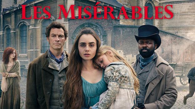 Série Les Misérables está disponível na StarzPlay