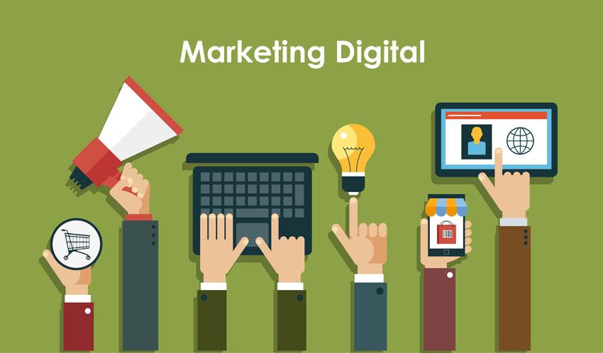 Sem Marketing Digital não há empresas