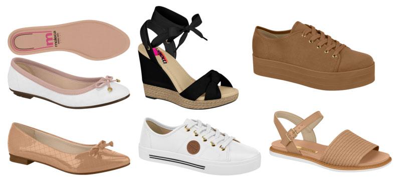 Moleca te convida a compartilhar o seu amor por seu calçado favorito!