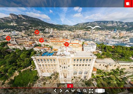 Monaco 360: uma visita virtual para conhecer Mônaco sem sair de casa