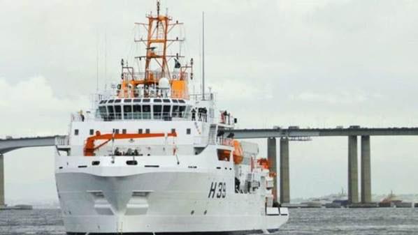Pesquisadores da Univali embarcam em expedições a bordo do NPqHO
