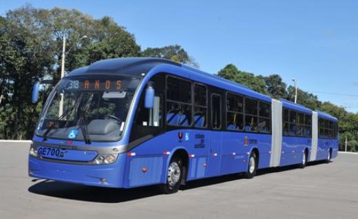 Neobus produz o maior ônibus do mundo