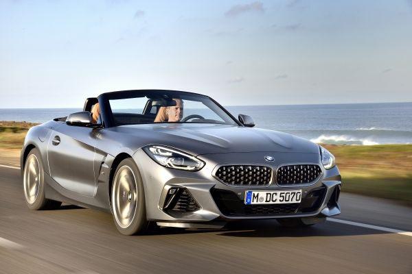 Novíssimo BMW Z4 estreia no Brasil em ação de pré-venda