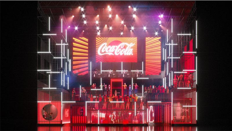 Coca-Cola volta ao Rock in Rio e coloca fãs como protagonistas