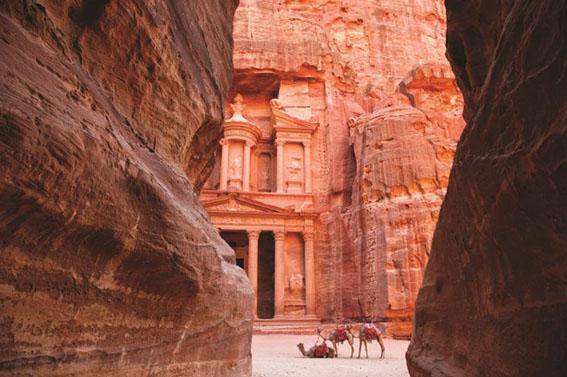 Conheça a Jordânia sem sair de casa