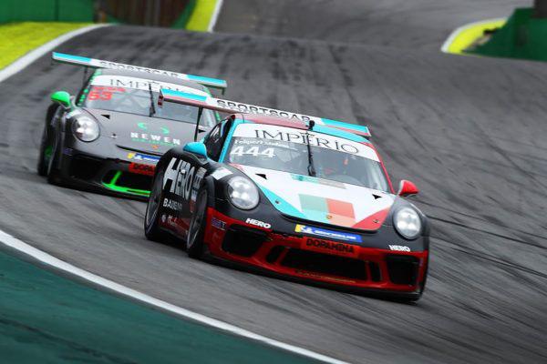Porsche Cup 2020 dia 14 de março em Interlagos