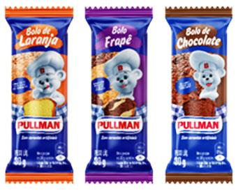 Pullman e Plusvita lançam versões mini dos bolos familiares