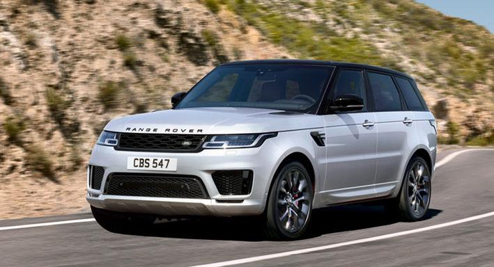 Novas versões híbridas plug-in adicionam refinamento e eletrificação ao Range Rover