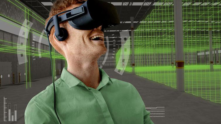 Com realidade virtual e aumentada, GLP apresenta galpões de alto padrão na Intermodal 2019